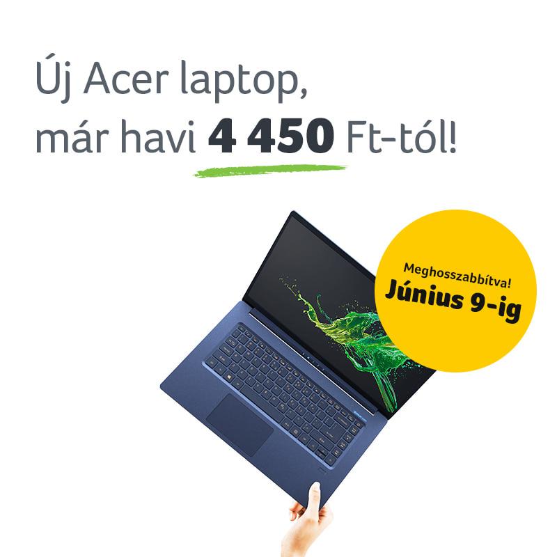 191f86edd143 acer Swift 3 Ultrabook - SF314-54-58XN - Bordó - Már 2 Év ...