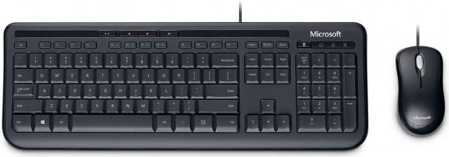 Microsoft Desktop 600 USB