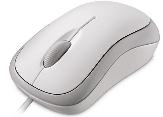 Microsoft Basic Optical Mouse USB