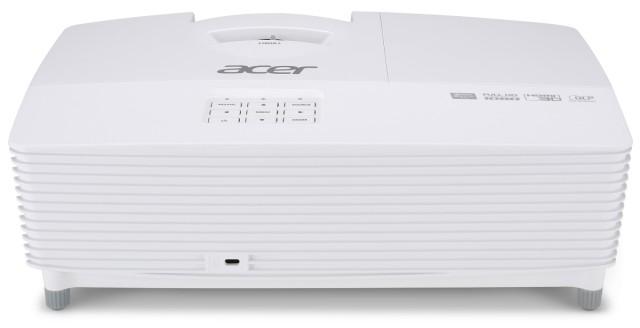 Acer H6517ST DLP 3D Projektor elöl