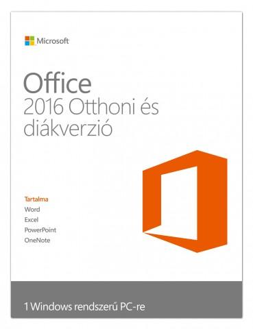Microsoft Office 2019 Otthoni és diák verzió
