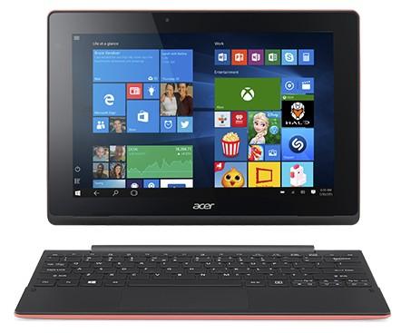 Acer Aspire Switch 10 E Piros