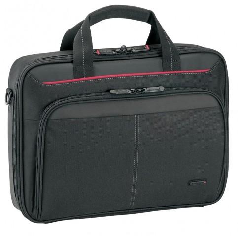 "Targus CN313 13.3"" Fekete-Piros notebook táska"