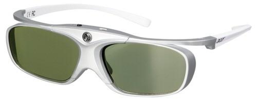 DLP 3D szemüveg projektorokhoz