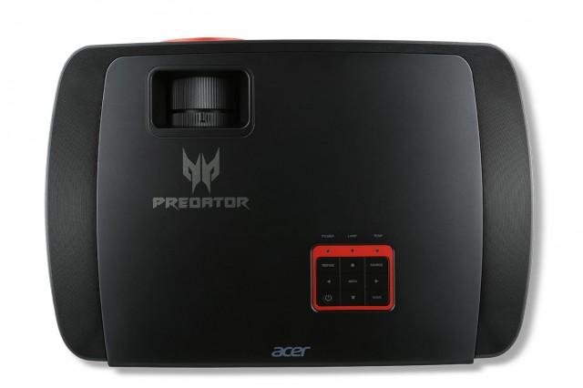 Acer Predator Z650 DLP 3D Projektor