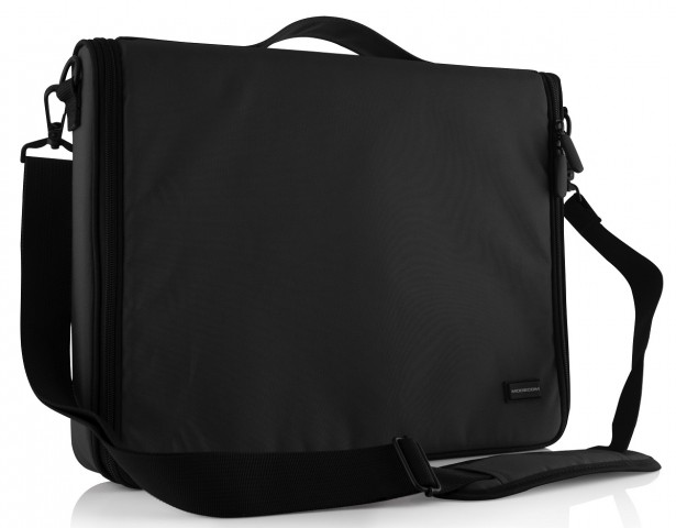 "Modecom 15.6"" Torino Notebook táska - Fekete"