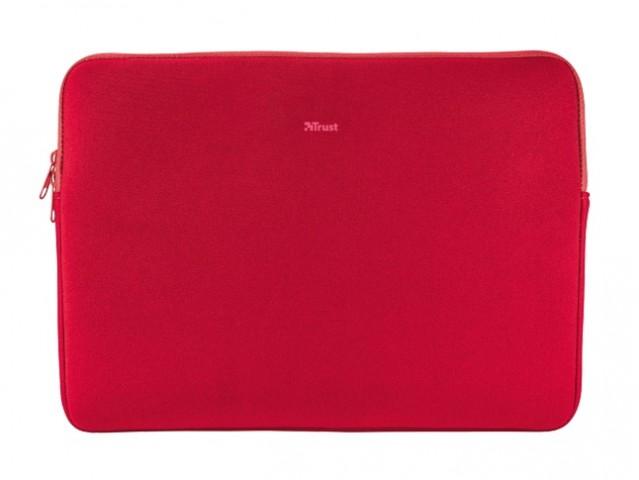 "Trust Primo Soft Sleeve 13.3"" Piros"