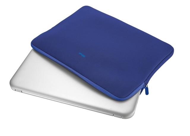 "Trust Primo Soft Sleeve 15.6"" Kék"
