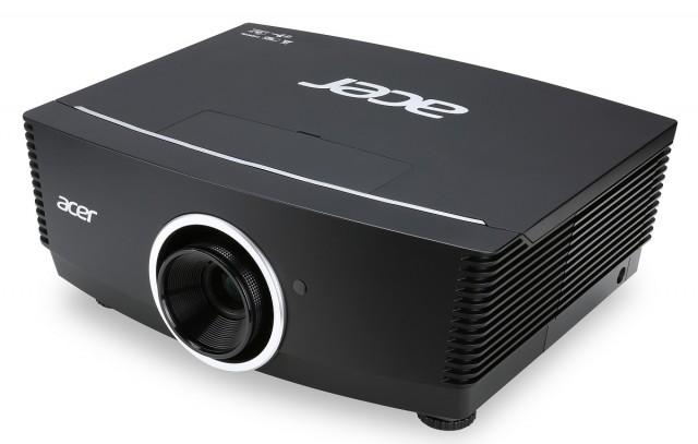 Acer F7600 Cserélhető Lencsés Professzionális DLP Projektor