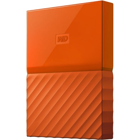 Western Digital My Passport 1TB USB 3.0 Narancs