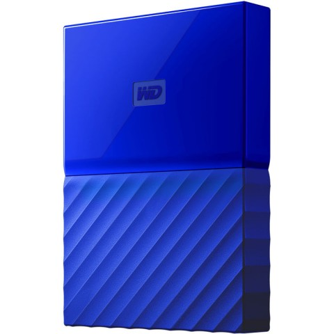 Western Digital My Passport 1TB USB 3.0 Kék
