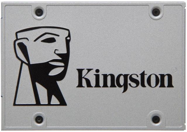 "Kingston 120GB SATA3 2,5"" SSDNow UV400 SSD"