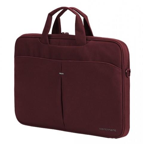 "Continent 15,6"" Piros táska CC-012R"