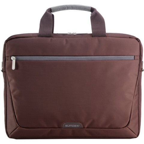 "Sumdex 15.6"" Barna táska"