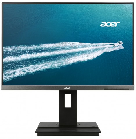 "Acer B246HYLAymdr Monitor 24"""