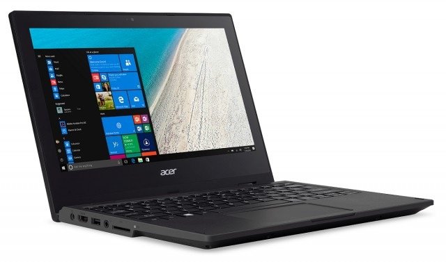 Acer TravelMate Spin B1 - TMB118-R-P11R
