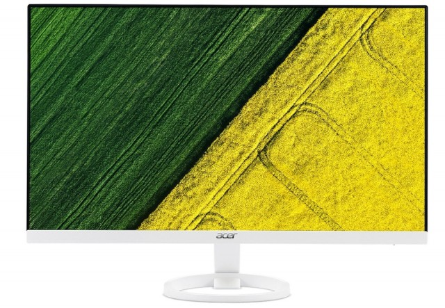 Acer R271wmid Monitor 27""