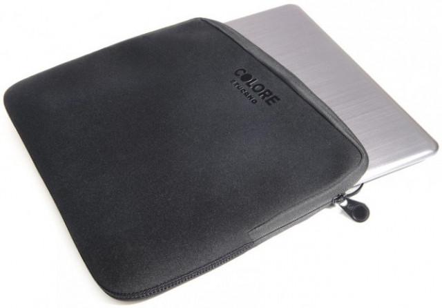 "Tucano Colore 15.6"" Notebook tok - Fekete"