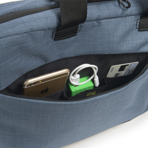 "Tucano Svolta 15.6"" Notebook táska - Kék"