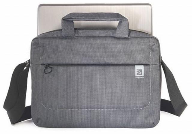 """Tucano Loop 13.3"""" Notebook táska - Fekete"""