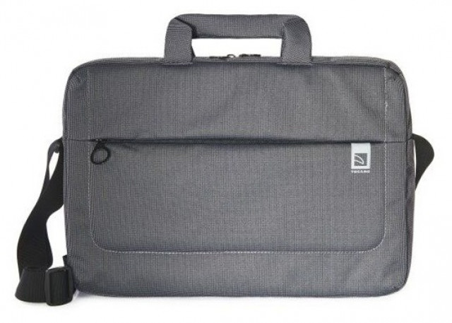 """Tucano Loop 15.6"""" Notebook táska - Fekete"""