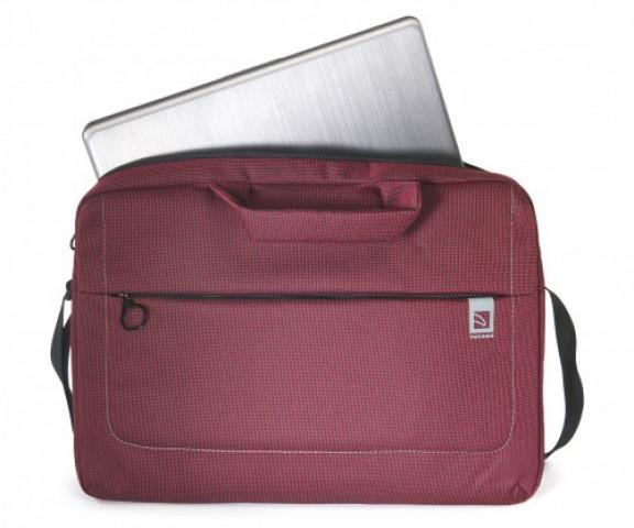 "Tucano Loop 15.6"" Notebook táska - Bordó"