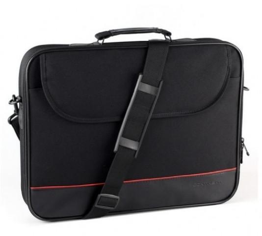 """Continent 15.6"""" Fekete táska CC-100BK"""