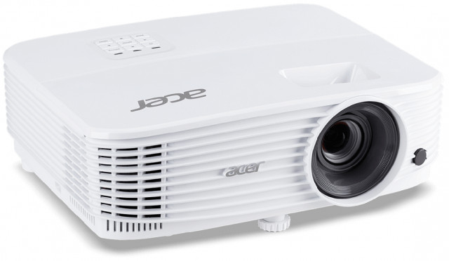 Acer P1350W Projektor elölről