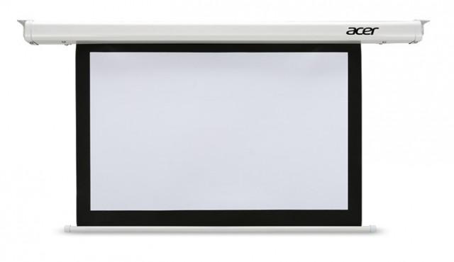 acer E100-W01MWR matt fehér vetítővászon