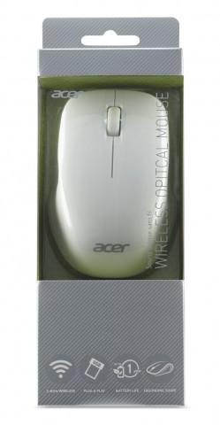 Acer AMR 510 Wireless egér - Fehér_jobbról