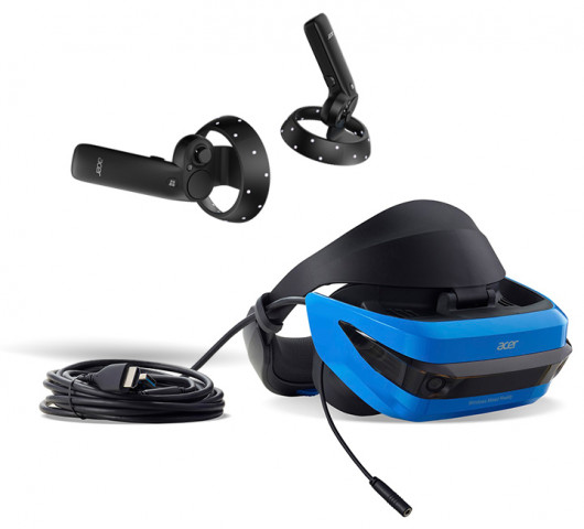 Acer Windows Mixed Reality VR szemüveg