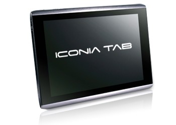 Acer Iconia Tablet W500 Windows7