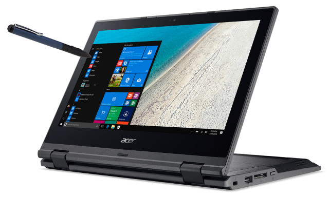 Acer TravelMate Spin B1 - TMB118-R-P8N5