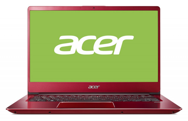 Acer Swift 3 Ultrabook - SF314-54-361C_hátulról