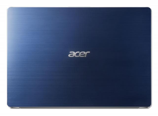 Acer Swift 3 Ultrabook - SF314-54-503E_hátulról