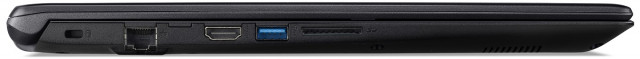 Acer Aspire 3 - A315-53-37AK hátulról
