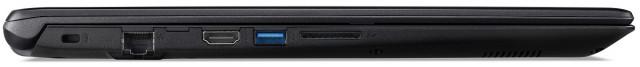 Acer Aspire 3 - A315-53-31YZ oldalról