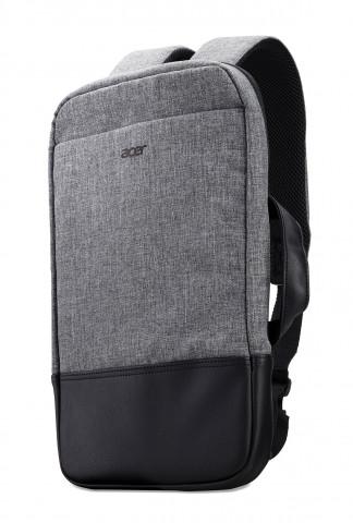 """Acer Slim 3in1 14"""" háti-kézi-váll Szürke táska"""
