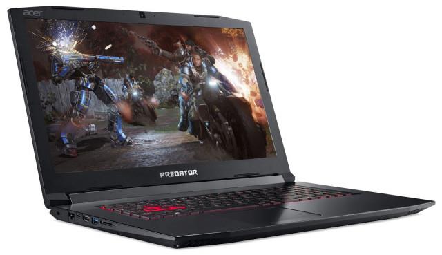 Acer Predator Helios 300 - PH317-52-77D8