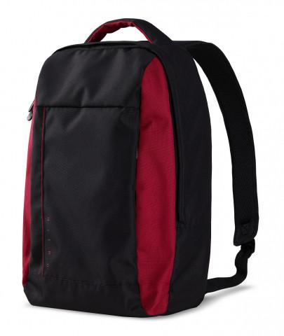 """Acer Nitro Backpack 15,6"""" fekete-piros hátizsák balról"""