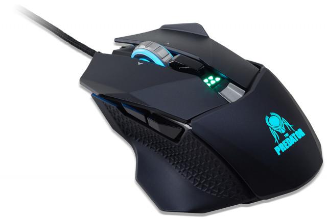 Acer Predator Cestus 510 FOX Edition Gamer Egér