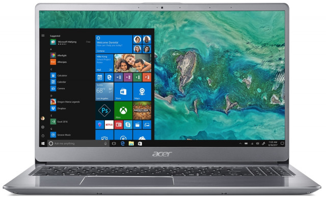 Acer Swift 3 Ultrabook - SF315-52-81Y2