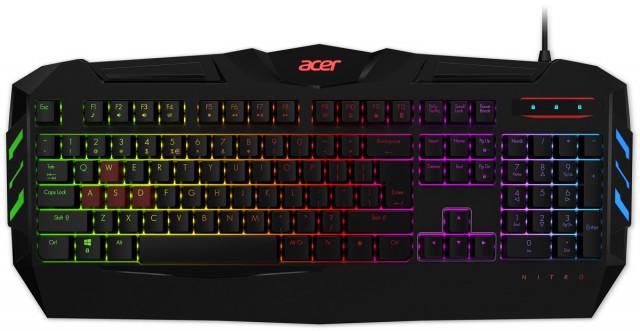 Acer Nitro Gamer billentyűzet