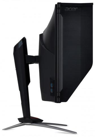 """Acer Nitro XV273KPbmiipphzx Free-Sync Monitor 27"""" szemből"""