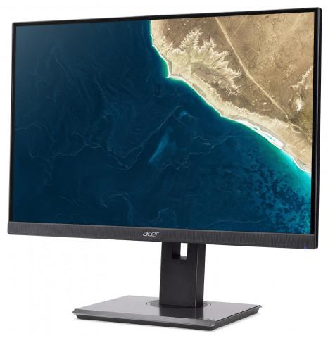 """Acer Monitor 24"""" B247Wbmiprx szemből"""