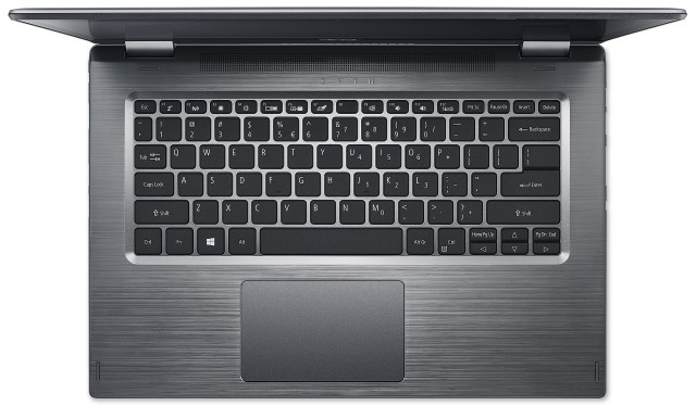 Acer Spin 3 - SP314-52-31WD