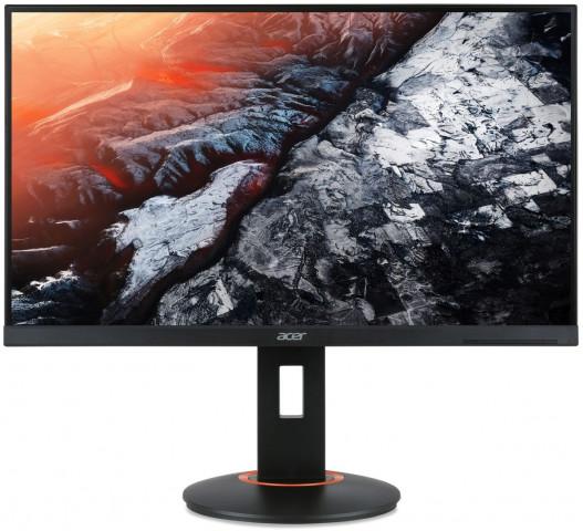 "Acer XF250QBbmiiprx FreeSync Monitor 25""_szemből"