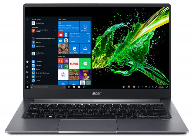 Acer Swift 3 Ultrabook - SF314-57-54LV