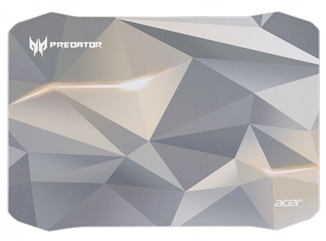 Acer Predator White PMP713 Gamer Egérpad