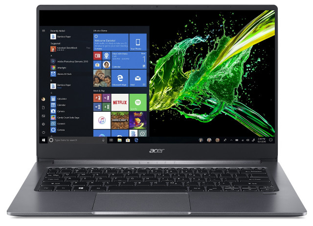 Acer Swift 3 Ultrabook - SF314-57-58TC